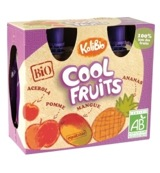 Cool fruit appel/mango/ananas