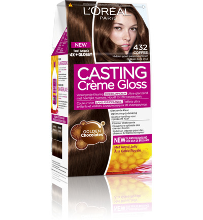 Casting creme gloss 432 Toffee Coffee
