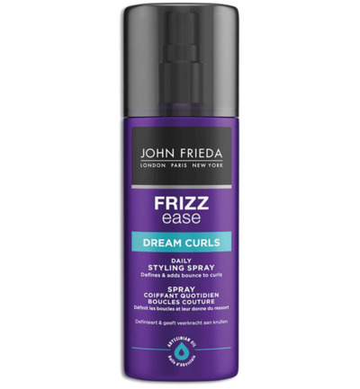 Frizz ease dream curls sstyling spray