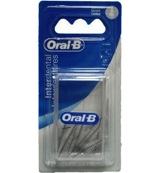 Interdental refill tapered