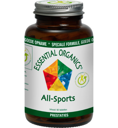 Afbeelding van Essential Organics All Sports