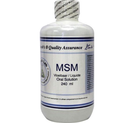 MSM oral solution