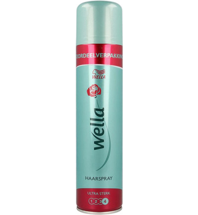 Flex hairspray ultra strong hold