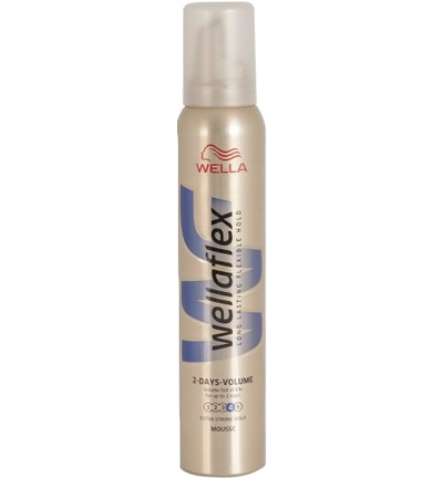 Flex mousse 2nd day volume extra sterk