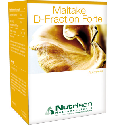 Maitake D-fraction forte