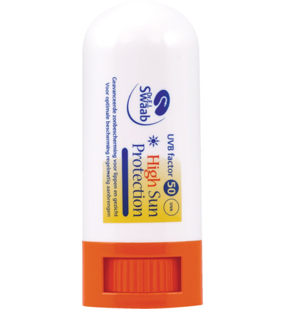 Afbeelding van Dr Swaab High Sun Protection Stick (8g)