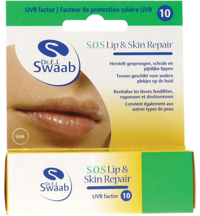 SOS lip & skin repair blister