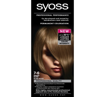 Colors 7-6 middenblond