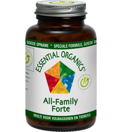 Afbeelding van Essential Organics All Family Forte