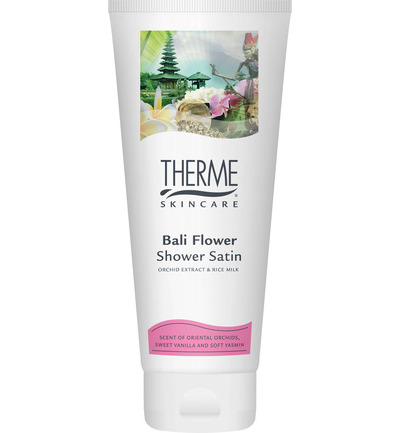 Shower gel Bali flower