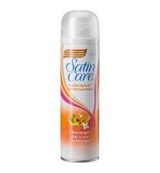 Satin care scheergel radiant apricot