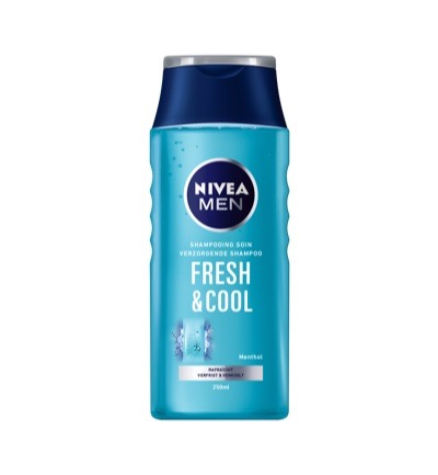 Nivea Men Shampoo Cool 250ml