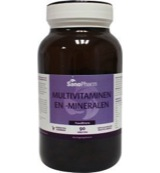Multivitaminen/mineralen foodstate