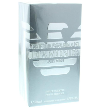 Emporio diamonds eau de toilette vapo men