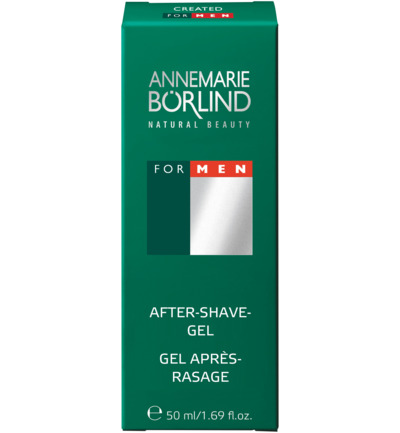 Annemarie Borlind For Men Aftershave Gel 50ml