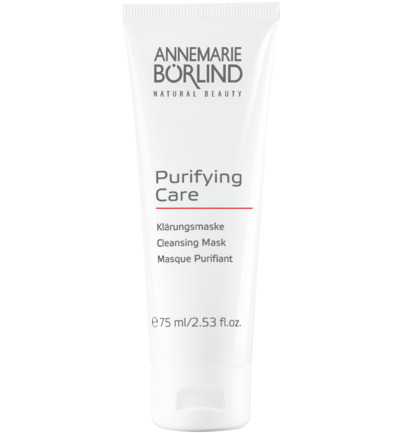 Purifying care zuiverend masker