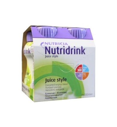 Juice style appel 200 ml