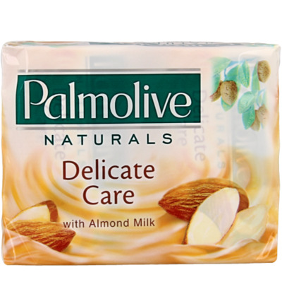 Zeep sensitive almond 90 gram