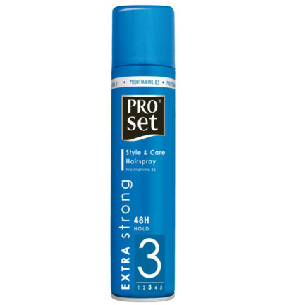 Hairspray classic extra strong