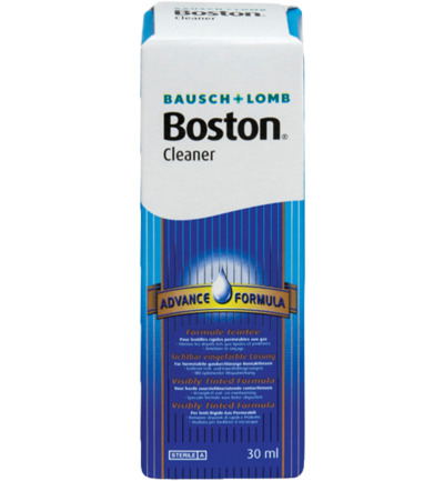 Boston harde lenzen cleaner vloeistof