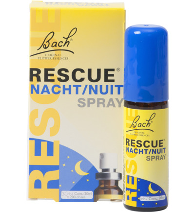 Rescue remedy nacht spray