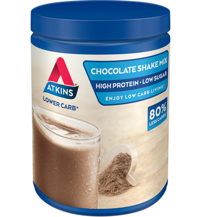 Chocolate Shake Mix (afslankshake poeder)