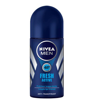 Men deodorant fresh active roller