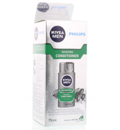 Nivea Men Philips Shaving Conditioner (75ml)