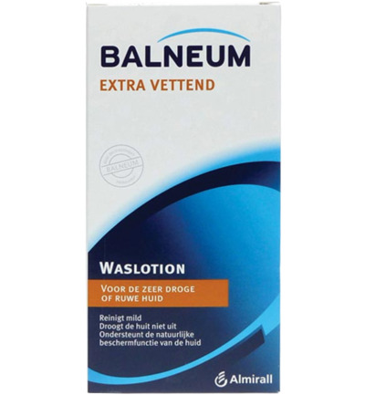 Waslotion extra vettend