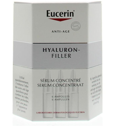 Eucerin Hyaluron Filler Conce (6x5ml)