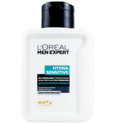Men expert hydra sensitive aftershave balsem