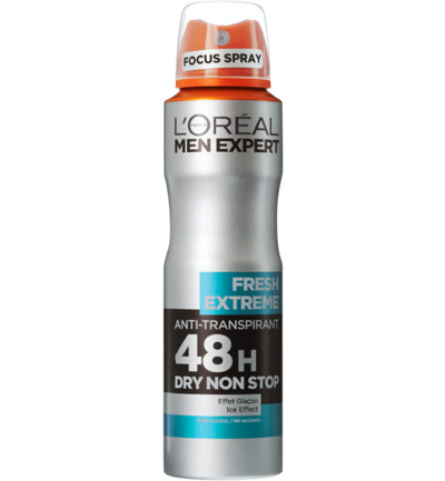 Men expert deo spray fresh extreme