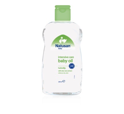 Intensive care baby oil