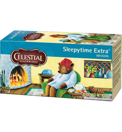 Sleepytime extra wellness tea