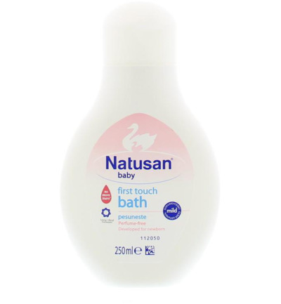 Natusan First Touch Bath 250ml
