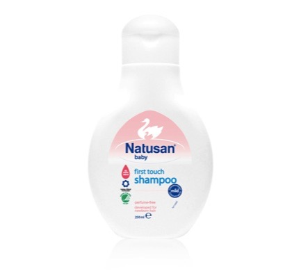 First touch shampoo