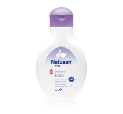 Natusan Baby Bedtime Bad 250ml