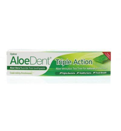 Aloe dent aloe vera tandpasta triple action