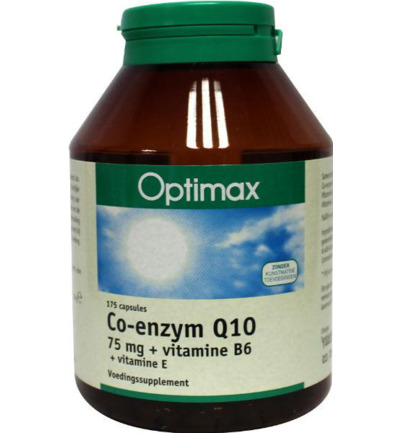 Co Enzym Q10 75mg / Vit E