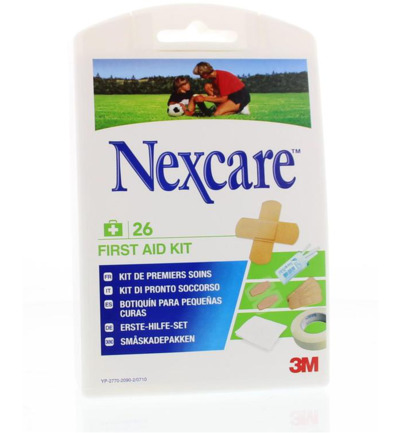 3m Nexcare First Aid Kit Stuk