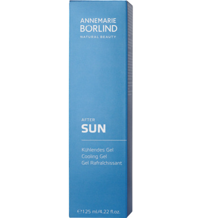 Annemarie Borlind After Sun Verkoelende Gel 125ml