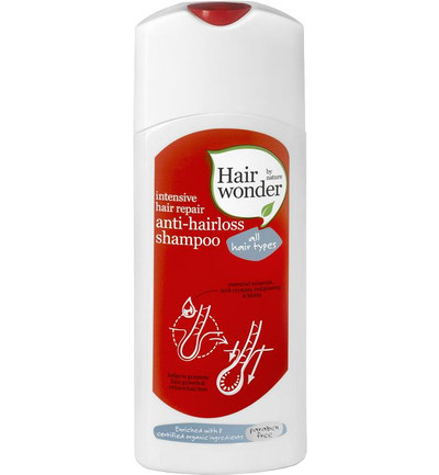 Anti hairloss shampoo