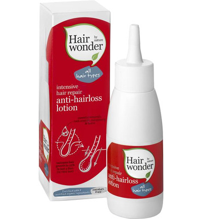 Anti hairloss lotion