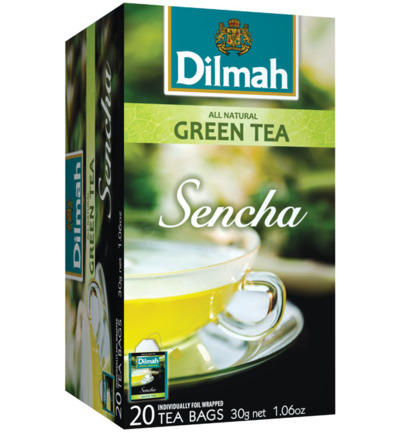 All natural green tea sencha