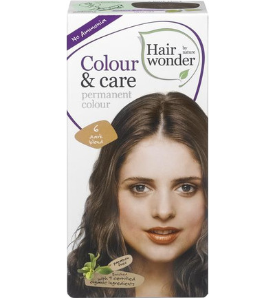 Colour and care 6 dark blond