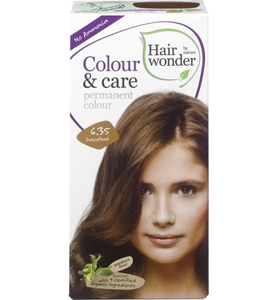 Colour and care 6.35 hazelnut