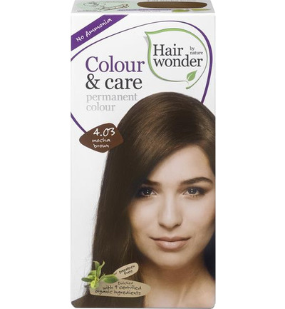 Colour and care 4.03 mocca brown