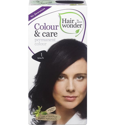 Colour and care 1 black