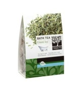 Bath tea green tea