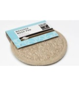 Massage scrub pad